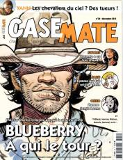 Couverture de l'album CASEMATE Tome #54 Blueberry : A qui le tour