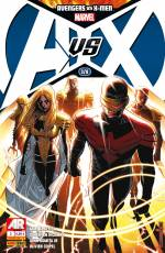 Couverture de l'album AVENGERS VS X-MEN Tome #3 Volume 3/6