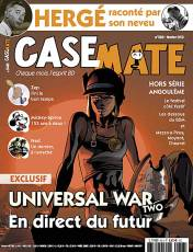 Couverture de l'album CASEMATE Tome #56 Universal War Two  En direct du futur