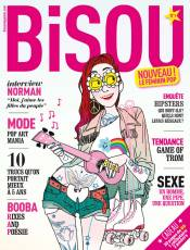 Couverture de l'album BISOU Tome #1 Avril-mai 2013