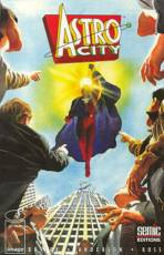 Couverture de l'album ASTRO CITY (SEMIC) Tome #1 Astro City