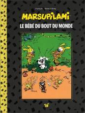 Couverture de l'album MARSUPILAMI - LA COLLECTION  (LE) Tome #2 Le bébé du bout du monde