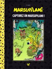 Couverture de l'album MARSUPILAMI - LA COLLECTION  (LE) Capturez un Marsupilami