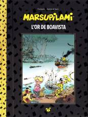 Couverture de l'album MARSUPILAMI - LA COLLECTION  (LE) Tome #7 L'or de Boavista