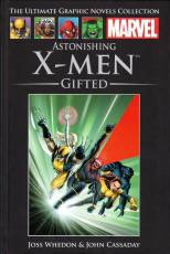 Couverture de l'album THE ULTIMATE GRAPHIC NOVEL COLLECTION: ASTONISHING X-MEN Gifted