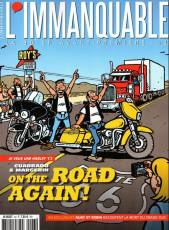 Couverture de l'album IMMANQUABLE (L') Tome #43 Cuadrado & Margerin : On the road again