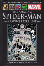 Couverture de l'album THE ULTIMATE GRAPHIC NOVEL COLLECTION: SPIDER-MAN Kraven's last hunt