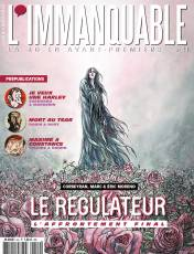 Couverture de l'album L' IMMANQUABLE Tome #44 Le Régulateur : l'affrontement final