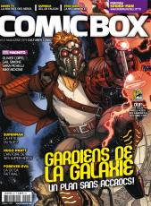 Couverture de l'album COMIC BOX Tome #90 Gardiens de la Galaxie : un plan sans accrocs !