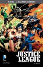Couverture de l'album DC COMICS - LE MEILLEUR DES SUPER-HEROS Tome #4 Justice League - Aux Origines