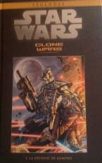 Couverture de l'album STAR WARS  LEGENDES (COLLECTION HACHETTE) Tome #5 Star wars - Clone Wars tome 1 : La défense de Kamino