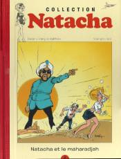 Couverture de l'album NATACHA (LA COLLECTION) Tome #2 Natacha et le Maharadjah