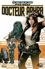 Couverture de l'album FREE COMIC BOOK DAY FRANCE (2017) Docteur Aphra