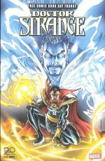 Couverture de l'album FREE COMIC BOOK DAY FRANCE (2017)  Doctor Strange