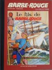 Couverture de l'album BARBE-ROUGE LA COLLECTION Tome #3 Le fils de Barbe-Rouge