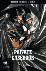 Couverture de l'album DC COMICS - LA LEGENDE DE BATMAN Tome #17 Private Casebook