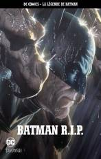 Couverture de l'album DC COMICS - LA LEGENDE DE BATMAN Tome #20 Batman R.I.P.