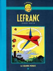 Couverture de l'album LEFRANC - LA COLLECTION  Tome #1 La Grande Menace