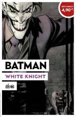 Couverture de l'album URBAN COMICS RECIT COMPLET Tome #1 Batman - White Knight