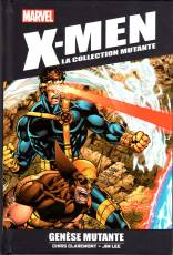 Couverture de l'album X-MEN : LA COLLECTION MUTANTE Tome #43 Genèse Mutante