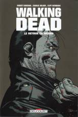 Couverture de l'album WALKING DEAD Le retour de Negan