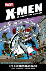 Couverture de l'album X-MEN : LA COLLECTION MUTANTE Tome #22 Les guerres d'Asgard