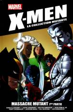 Couverture de l'album X-MEN : LA COLLECTION MUTANTE Tome #25 Massacre Mutant 1ère partie