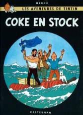 Couverture de l'album TINTIN Tome #19 Coke en stock