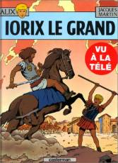 Couverture de l'album ALIX Tome #10 Iorix le grand