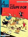bande-dessinée, 4 AS (LES) #6, Et la Coupe d'Or