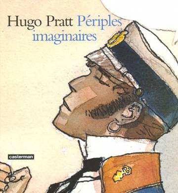 Couverture de l'album PERIPLES IMAGINAIRES Hugo Pratt