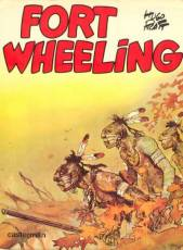 Couverture de l'album FORT WHEELING Tome #1 Fort Wheeling
