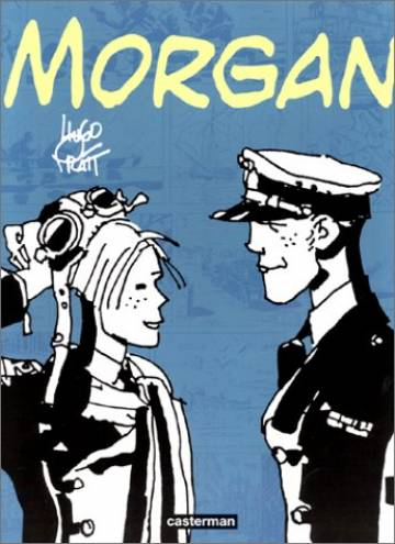 Couverture de l'album MORGAN Morgan