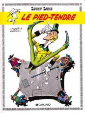 Couverture de l'album LUCKY LUKE Tome #33 Le pied-tendre