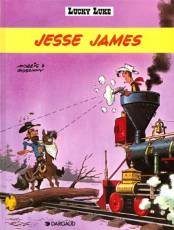 Couverture de l'album LUCKY LUKE Tome #35 Jesse James