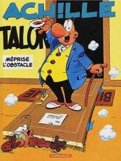 Couverture de l'album ACHILLE TALON Tome #8 Achille Talon méprise l'obstacle