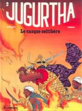 Couverture de l'album JUGURTHA Tome #2 Le casque Celtibère