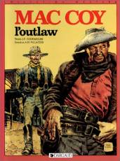 Couverture de l'album MAC COY Tome #12 L'outlaw