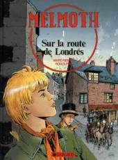 Couverture de l'album MELMOTH Tome #1 Sur la route de Londres