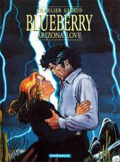 Couverture de l'album BLUEBERRY Tome #23 Arizona Love