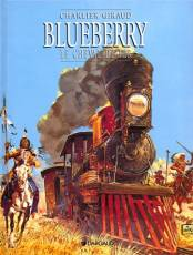 Couverture de l'album BLUEBERRY Tome #7 Le cheval de fer