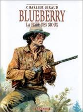Couverture de l'album BLUEBERRY Tome #9 La piste des sioux