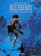 Couverture de l'album BLUEBERRY Tome #12 Le spectre aux balles d'or