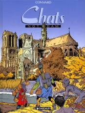 Couverture de l'album CHATS Tome #1 Not'Dam