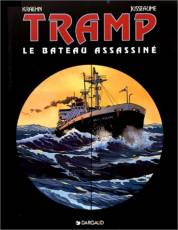 Couverture de l'album TRAMP Tome #3 Le Bateau Assassiné
