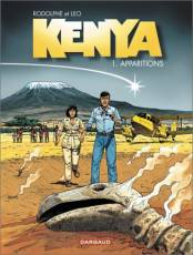Couverture de l'album KENYA Tome #1 Apparitions