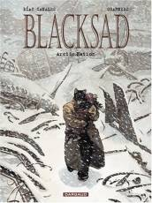 Couverture de l'album BLACKSAD Tome #2 Artic-Nation