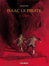 Couverture de l'album ISAAC LE PIRATE Tome #3 Olga