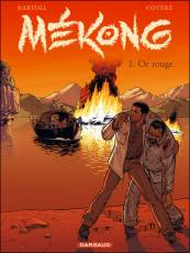 Couverture de l'album MEKONG Tome #1 Or rouge