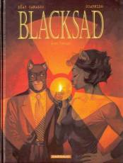 Couverture de l'album BLACKSAD Tome #3 Âme Rouge